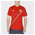 Camiseta Hombre Perú Roja