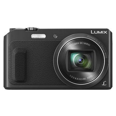 Panasonic Camara 16mp Zoom 20x Wifi Negra