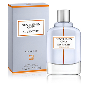 Fragancia Hombre Gentlemen Only Casual Chic Edt 100 ml