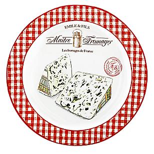 Set x 4 Platos para Queso Maitre Fromage