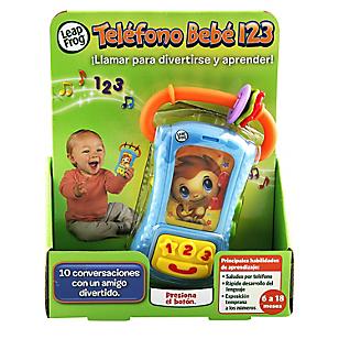 Teléfono para Bebé 123