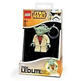 Llavero Linterna Yoda