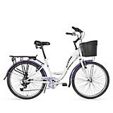 Bicicleta Brisa Lila