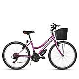 Bicicleta Demon Chic Fucsia