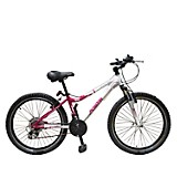 Bicicleta Crystal Rock Fucsia