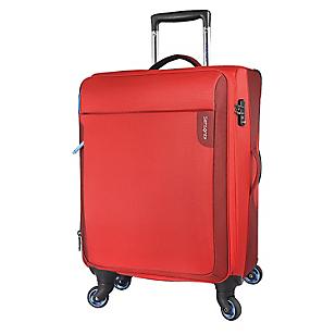 Maleta Lite Case Spinner 55 cm Rojo