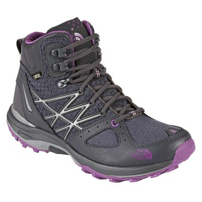 The North Face Zapatillas Deportivas Mujer W Ultra Fastpack Mid GTX Gris