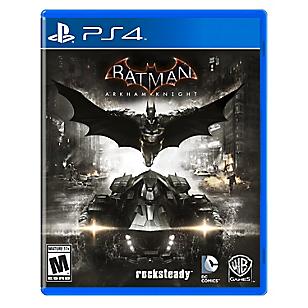 Videojuego Batman Arkham Knight para PS4