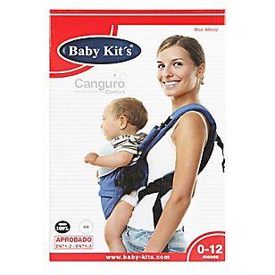 Canguro para Bebés Confort Rosado