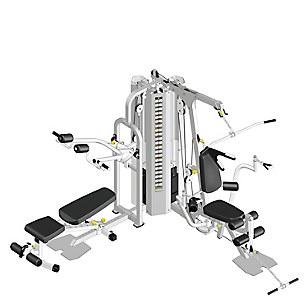 Impulse Minigimnasio IF2060 + IFLP3 Opt