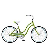 Bicicleta de Mujer Simple Single D Verde