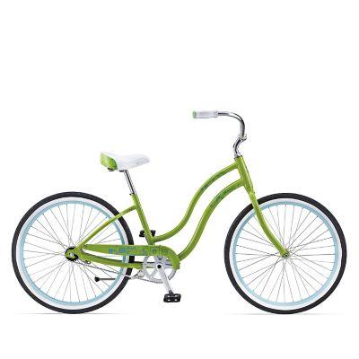 Giant Bicicleta de Mujer Simple Single D Verde
