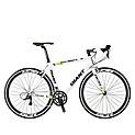 Bicicleta de Hombre SCR 1 E Talla S 700c Blanco / Verde