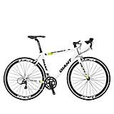 Bicicleta de Hombre SCR 1 E Talla L 700c Blanco / Verde