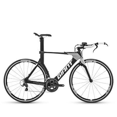 Giant Bicicleta de Hombre Trinity Composite 1 E Talla S Negro