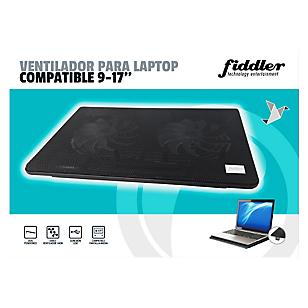 Ventilador para Laptop 9 - 17