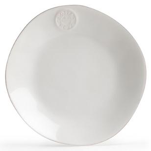 Plato Ensalada Em Blanco 21 cm