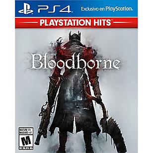 PS4 Juego Bloodborne