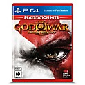 Videojuego God of War 3 Remasterizado para PS4