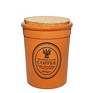 Canister Café Vds Tapa Corcho