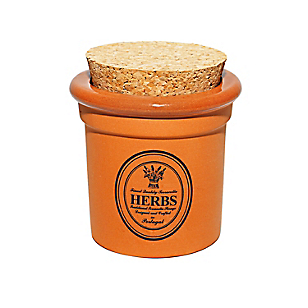 Canister Hierbas Vds Tapa Corcho