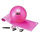 Set Yoga Matball/Liga Rosado