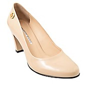 Zapatos de Vestir Mujer 5766V16 Beige