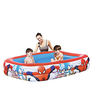 Piscina Inflable Spiderman 98011