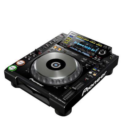 Pioneer Reproductor de CD para DJ CDJ-2000NXS