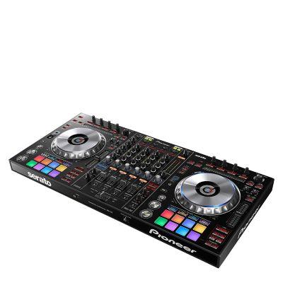 Pioneer Controlador para DJ DDJ-SZ Negro