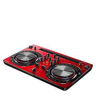 Controlador para DJ DDJ-WEGO3-R Rojo