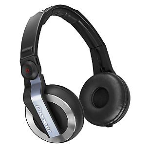 Audífonos DJ HDJ-500K Negro