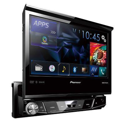 Pioneer Autoradio DVD TV Audiovisual AVH-X7750TV 7 Negro
