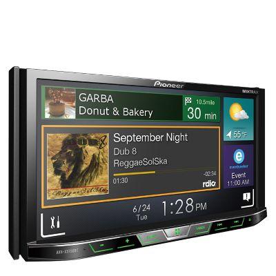 Pioneer Autoradio DVD Audiovisual AVH-X5750BT 7 Negro