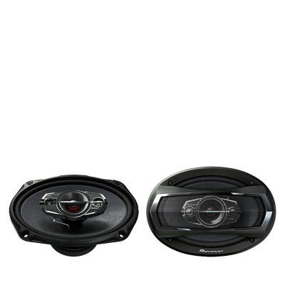 Pioneer Parlante para Auto TS-A6985S 550 W Negro