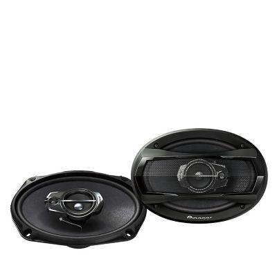 Pioneer Parlante para Auto TS-A6965S 3 V&iacuteas Negro