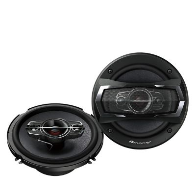 Pioneer Parlante para Auto TS-A1685S 4 V&iacuteas 16 cm Negro