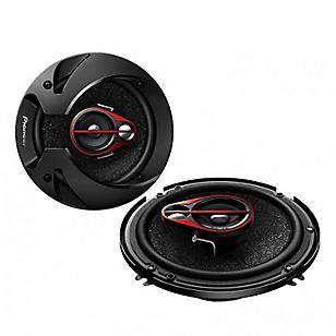 Parlante para Auto TS-R1650S 250 W 16 cm Negro