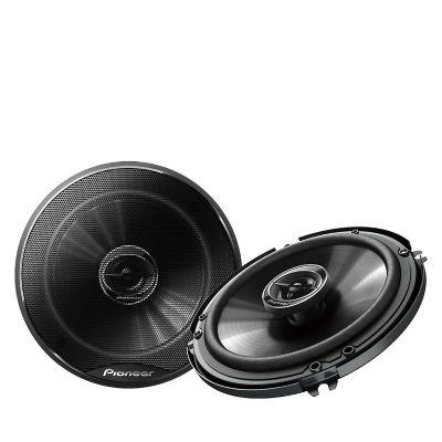 Pioneer Parlante para Auto TS-G1645R Redondo 16 cm Negro