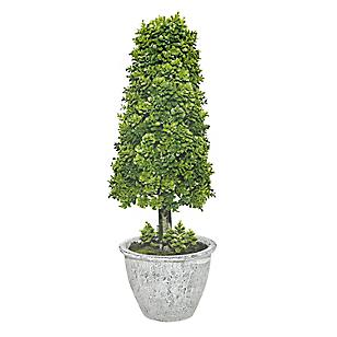 Planta Árbol Cono 42cm