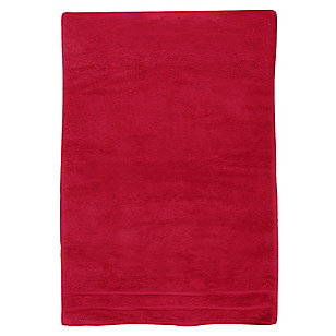 Toalla Mano Rojo
