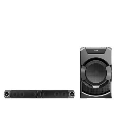 Sony Minicomponente Party Light HCD-GT5 Negro