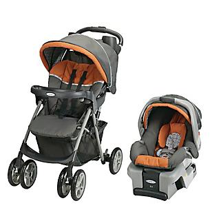 Coche y Silla para bebés Spree Milton