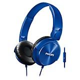 Audífono DJ Micrófono Integrado SHL3065BL/00 Azul