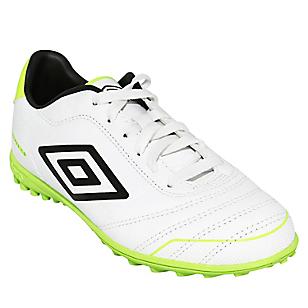 Zapatillas Fútbol Niño Classico 3 TF Blancas
