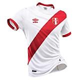 Camiseta Hombre Selección Peruana Blanquirroja