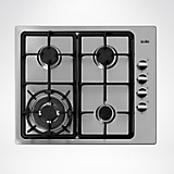 Cocina Empotrable 4 Hornillas SOLCO036 58 cm Inox