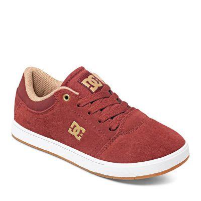 DC Shoes Zapatillas Urbanas Hombre FA15 Crisis Vino