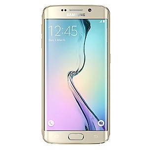 Celular Galaxy S6 Edge Single SIM 4G LTE Dorado