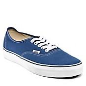 Zapatillas Urbanas Mujer Authentic Azul